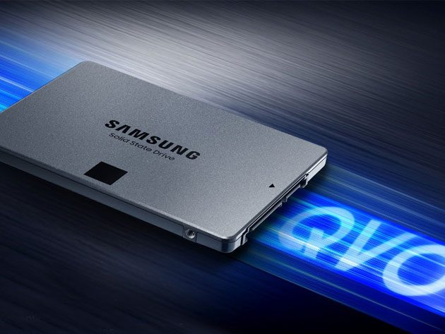 The Samsung 860 QVO are the new SSD units of up to 4 TB that opt for the price / performance ratio