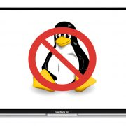Forget about installing Linux on the new MacBook Air: the T2 chip blocks that option