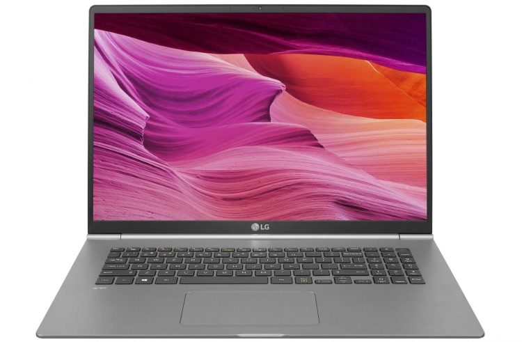 LG, these are the new computers of the CES 2019