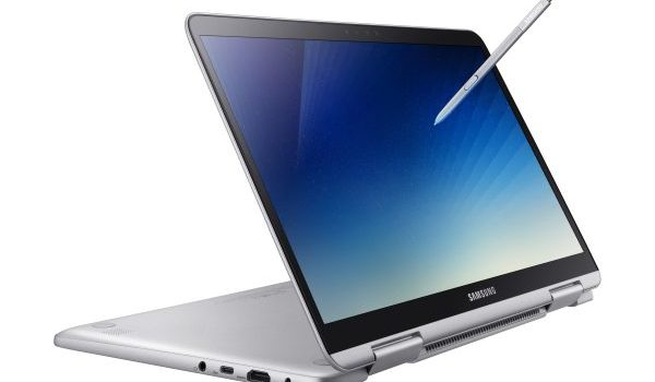 The new Samsung Notebook 9 Pen invites us to draw and take notes in an improved 15-inch format