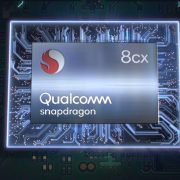 Snapdragon 8cx, the first 7nm processor for PCs is Qualcomm
