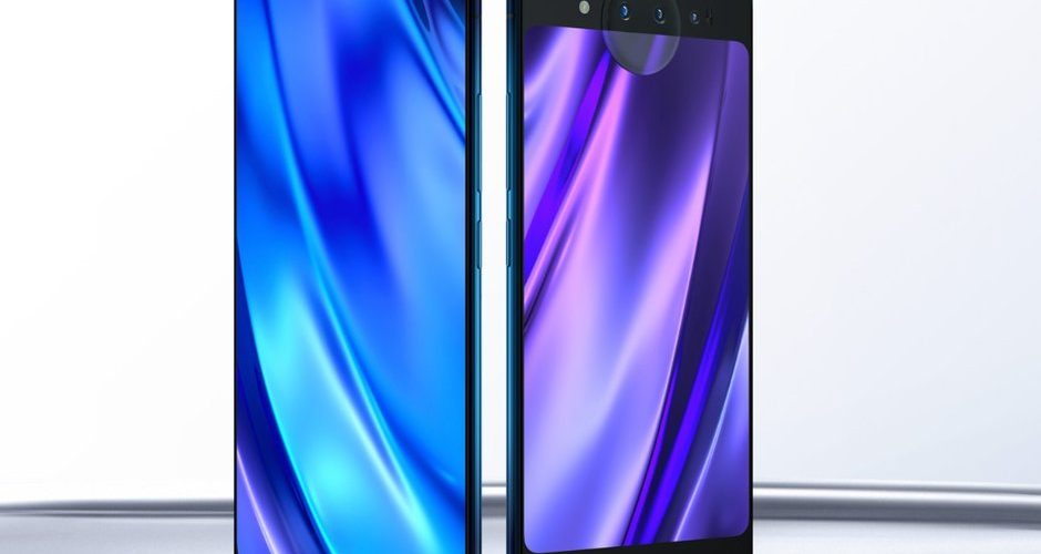 Live Nex Dual Display Edition: the double screen on a flagship without notch, without hole and without front camera