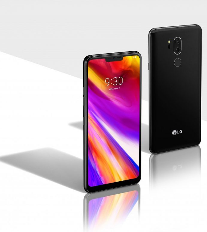The first round of rumors of the supposed LG G8, which would release a 3D camera and have a screen with 'notch de gota', starts
