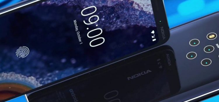 The Nokia 9 PureView