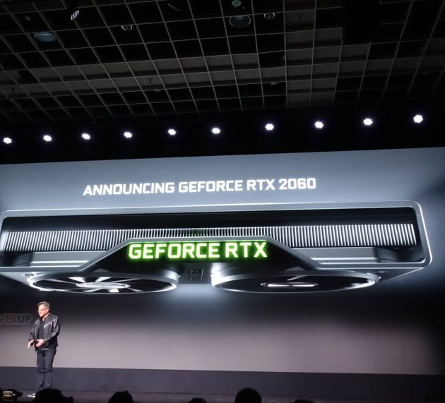 New Nvidia RTX 2060: more powerful than the GTX 1070 Ti but for only 369 euros