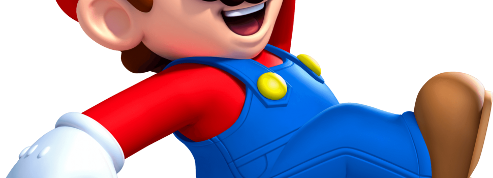 Why does Super Mario jump? The history of platform video games through jumps