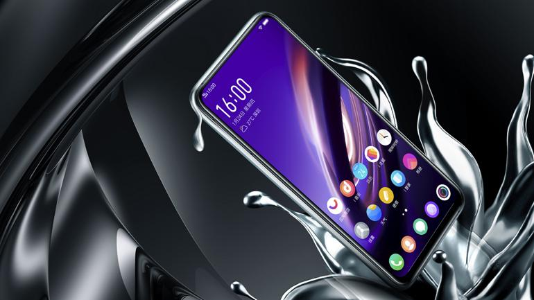 Vivo Apex 2019: a mobile concept without a front camera that anticipates the future without cables with its unibody design