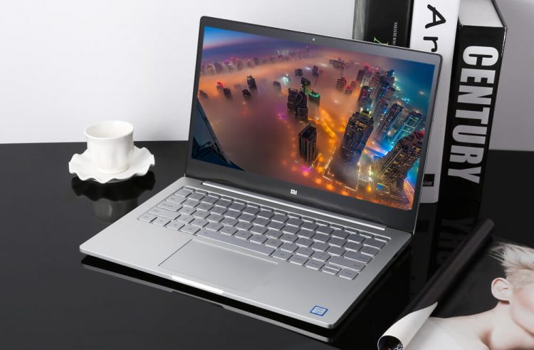 Xiaomi Mi Notebook Air notebook, in its 13-inch version, for 596 euros and free shipping