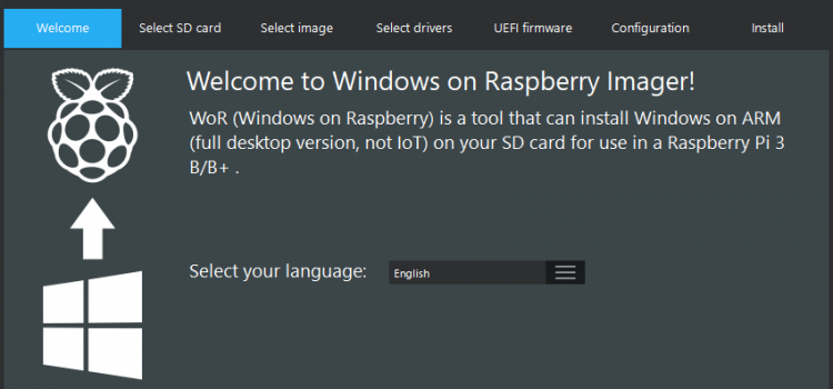 Windows 10 already works on the Raspberry Pi 3: two independent projects make it possible