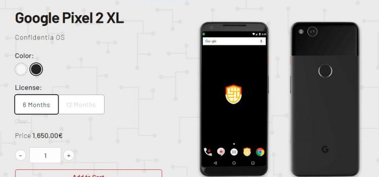 This is how companies that sell encrypted phones, from a modified Google Pixel to a mobile phone with removable microphone