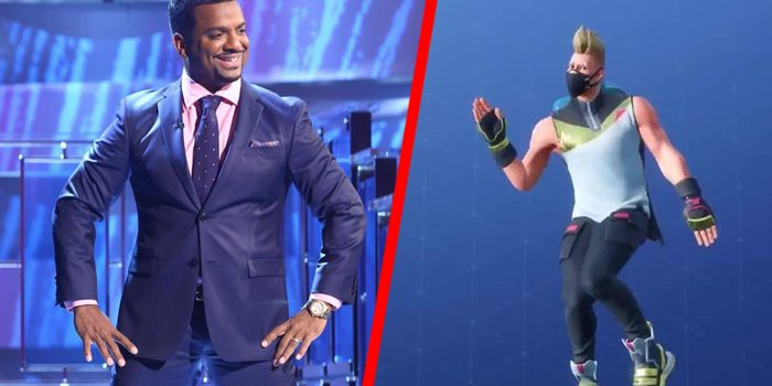 """Alfonso Ribeiro withdraws the lawsuit against Epic Games for """"the dance of Carlton Banks"""" at Fortnite"""