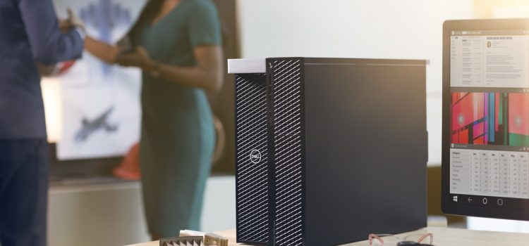 Two Intel Xeon, three NVIDIA Quadro RTX, 3 TB of RAM and 120 TB HDD – that's how Dell's new and bestial workstations are