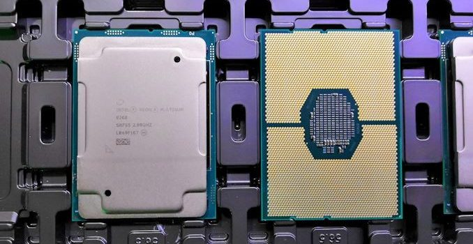 Intel presents a bestial CPU with 56 cores and 112 threads (but not for gaming)