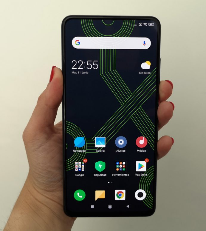 Xiaomi Mi 9T, first impressions: Xiaomi bets for a pop-up camera for a model that points very high