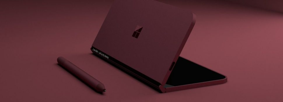Microsoft makes us glimpse the launch of a dual-screen Surface with code name 'Centaurus'