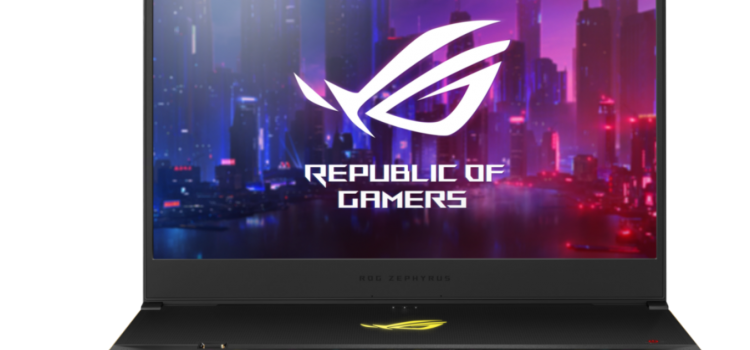 The new ASUS ROG Zephyrus S GX701 points to the 300 Hz displays, this is war