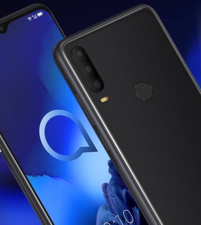 "Alcatel 3X: TCL's best-selling bet goes through a triple rear camera and 6.52 ""Super Full View screen at low cost"