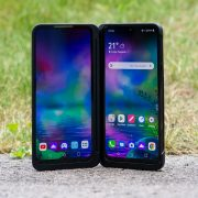 LG G8X ThinQ and Smart Screen: a mobile, two screens, three simultaneous tasks and a familiar feeling