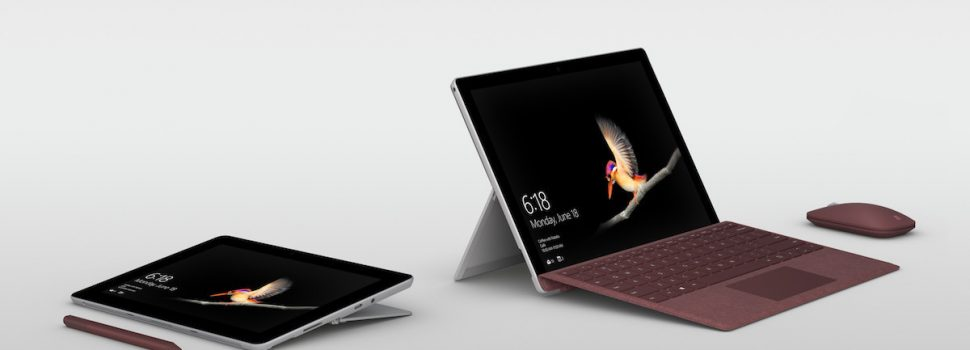 Benchmarks betray Surface Go 2: successor to Microsoft's lightweight and affordable tablet promises more power